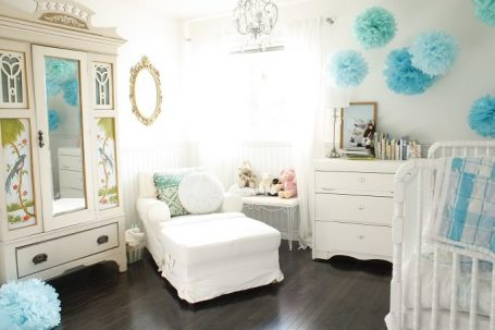 A Dreamy Baby Nursery Life In The Fun Lane
