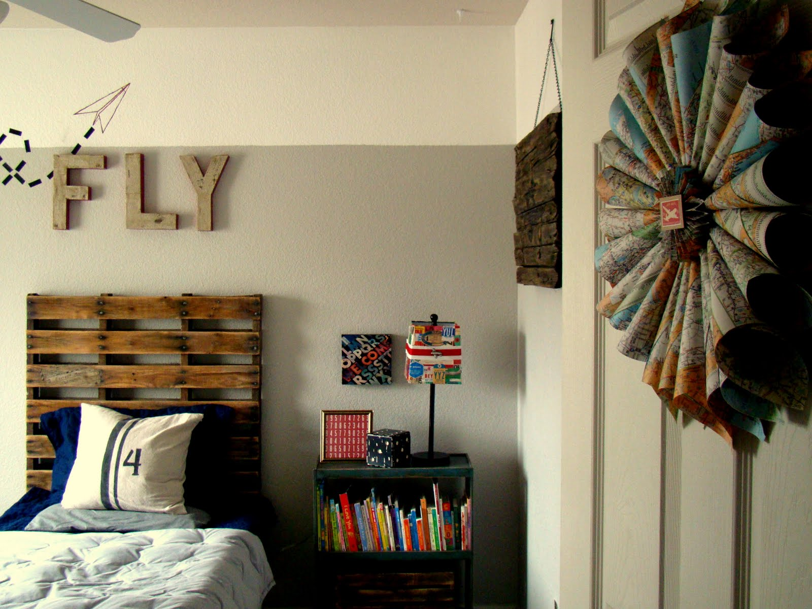 Room decorating before and after makeovers - Boys room decor ...