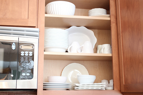 How to Organize a Kitchen & Every Day Papers