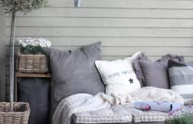 Pallet Furniture: Sofa {Stylizimo Blog}