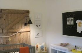 Fabulous Baby Nursery: Ideas for Boys or Girls Rooms!