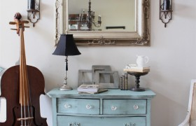 Decorating an Entryway with Personality {Perfectly Imperfect}