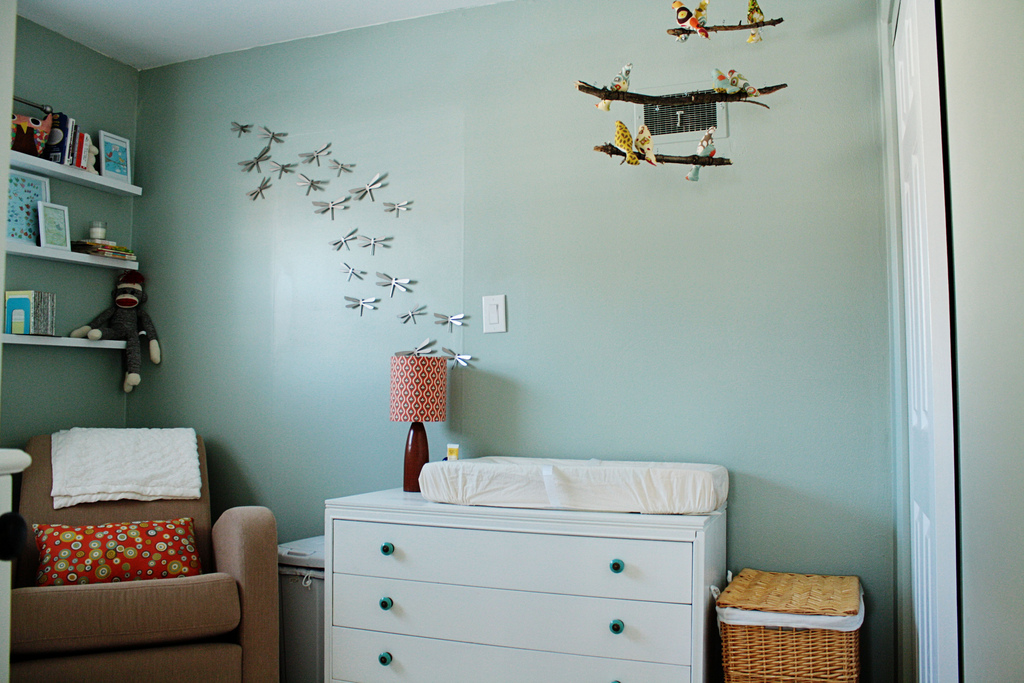 Nursery Ideas from Mama at Home. Nurseries   3 8   The Inspired Room