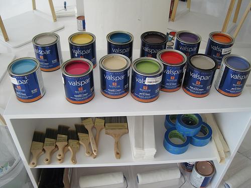 Nate Berkus: Favorite Neutral Paint {Lowe's & Valspar Event & $250 Giveaway!}