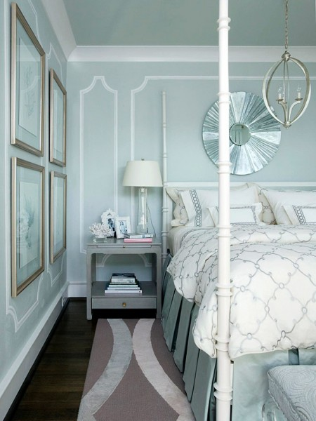 Exceptionnel Silver And Teal Bedroom Creepingthyme Info