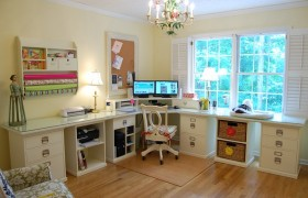 Craft Room Office