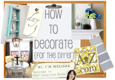 How to Decorate {Using Accessories You Already Have}