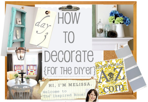The Inspired Room How to Decorate