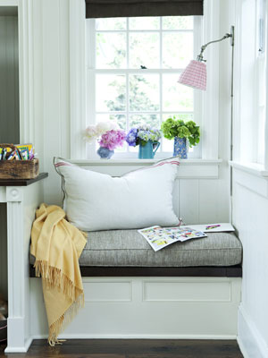 Seat Window inspiration: 10 lovely window seats - the inspired room