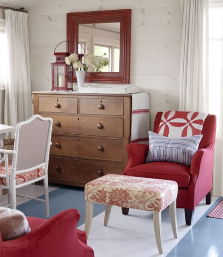 5 Decorating Ideas From Sarahs Cottage The Inspired Room
