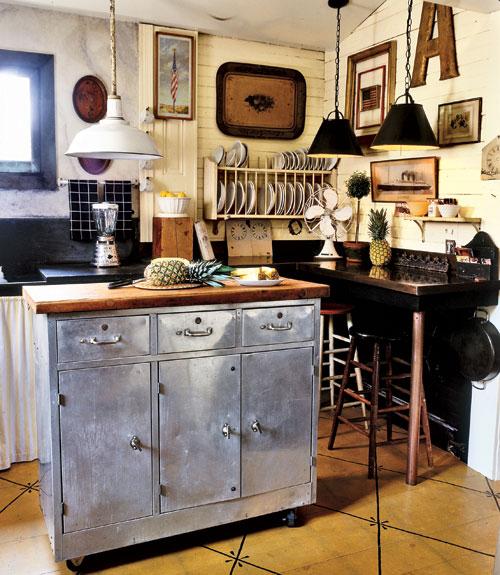 Unique Small Kitchen Island Ideas To Try: Unique Kitchen Ideas
