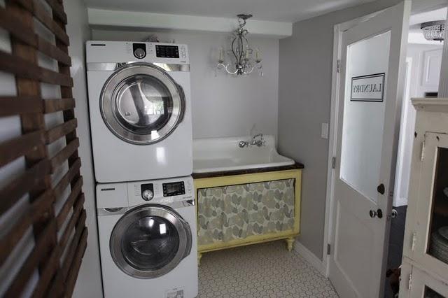 Laundry Room Makeover {Dream Book Design}