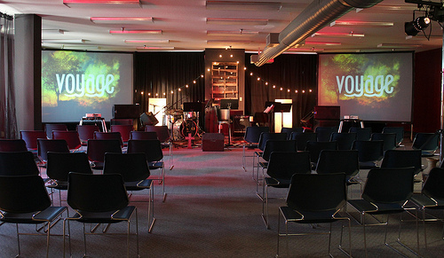 Church plant voyage bremerton silverdale wa for Modern church youth building design