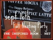 Get Your Fall On September 16th: 4th Annual Fall Nesting Party