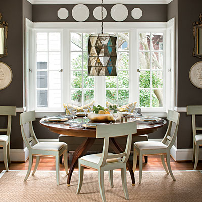 Inspired Holidays {Day 29}:: Dining Rooms & Holiday Entertaining