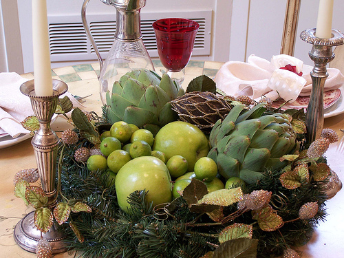 Quick and Easy Centerpiece