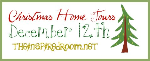 Announcing Christmas Home Tours 2011 @ The Inspired Room