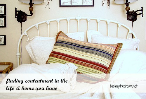 Confessions of Perfectionists: Finding Contentment and Peace in the Home and Life You Have