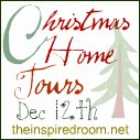 2011 Christmas Home Tours @ The Inspired Room! {Virtual House Tour Linky Party!}