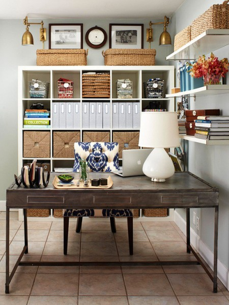Inspiration: 12 Creative Rooms for Organization - The ...