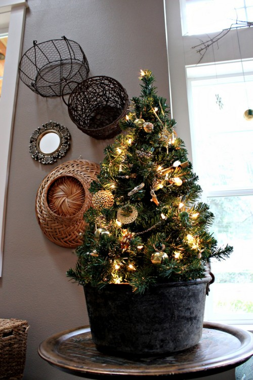 O Christmas Tree {Heirloom Jewelry Christmas Tree}