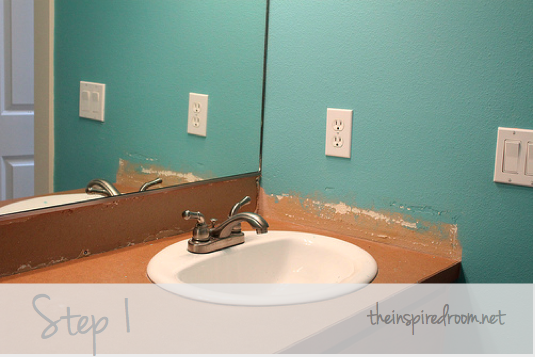 diy faux tin ceiling tile back splash  the inspired room,