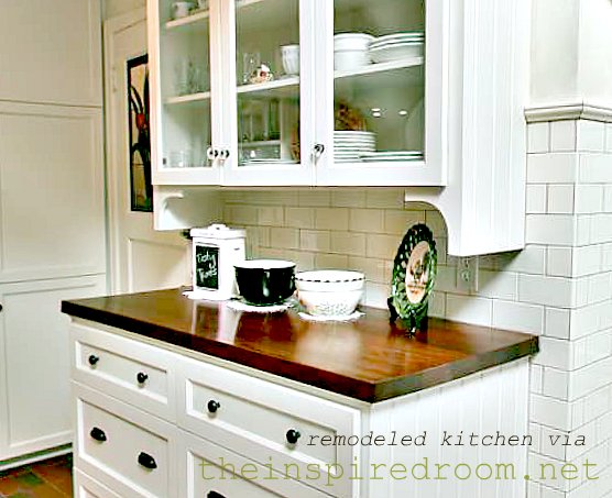 Wood Kitchen Counters Pros & Cons & FAQ {My Experience}