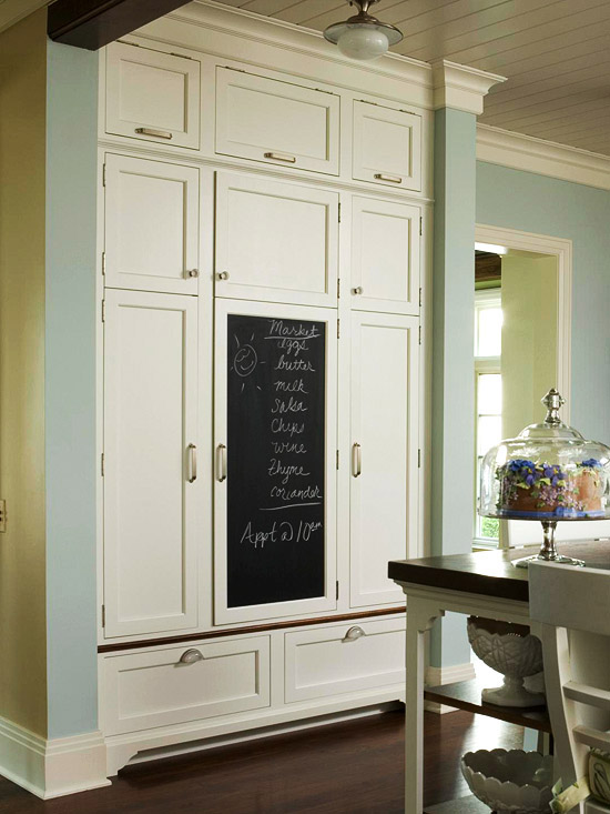 10 creative ways to embellish repurpose and reinterpret for Can you paint non wood kitchen cabinets