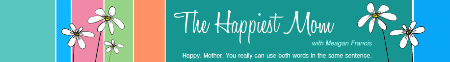 The Happiest Mom: A Fixer Upper