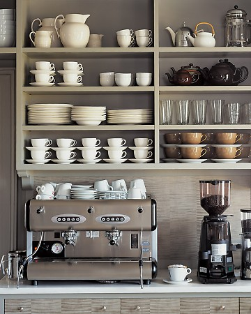 martha stewart coffee corner