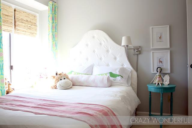 big girl bedroom design