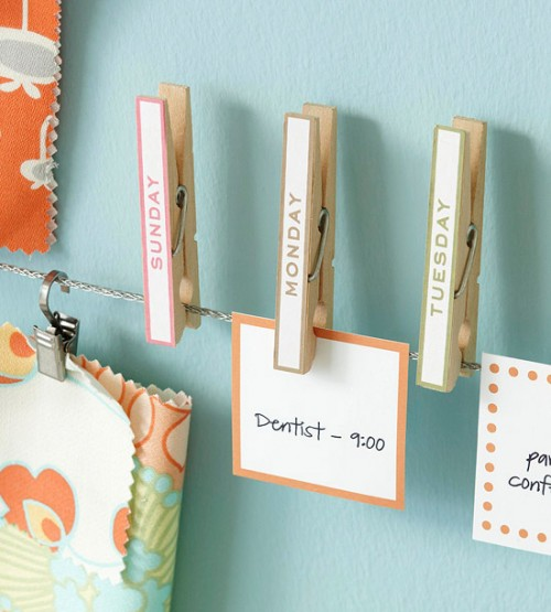 Great Home Organizing Ideas {Inspiration for Creating Designated Landing Spots}