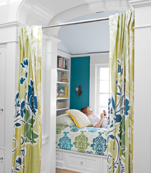 Book Nook Kids Room Country Living