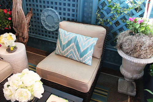 Creative Ideas for Outdoor Rooms {Lowe's Designer Challenge}