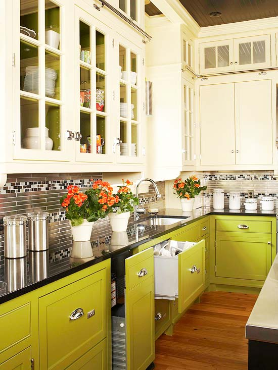 Outstanding Colorful Kitchen Cabinets 550 x 733 · 73 kB · jpeg