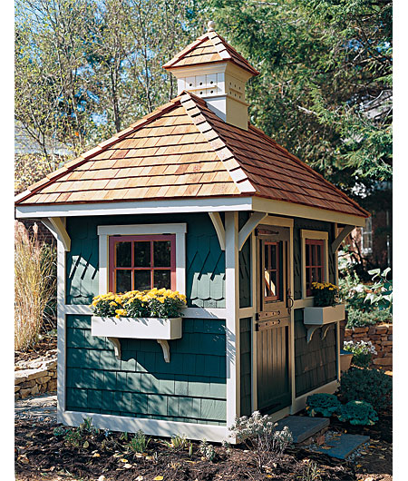 Tifany Blog Guide Garden Shed Plans This Old House