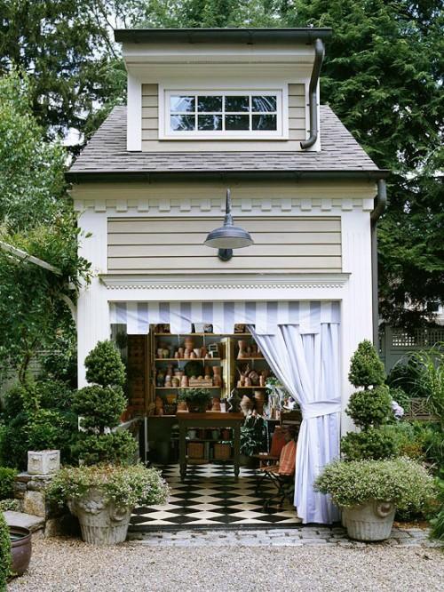 {Summer House} Garden Sheds & Backyard Retreats! - The ...