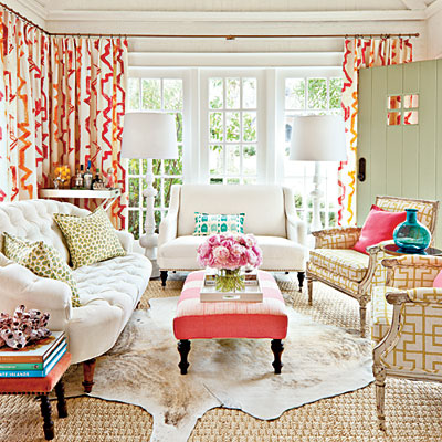 Hello Happy 4 Cheery Summery Spaces The Inspired Room