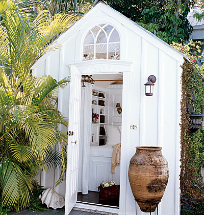 summer house garden sheds