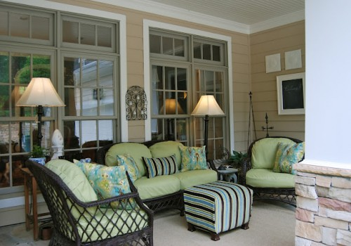 Gorgeous Front Porch Makeover {Imparting Grace}