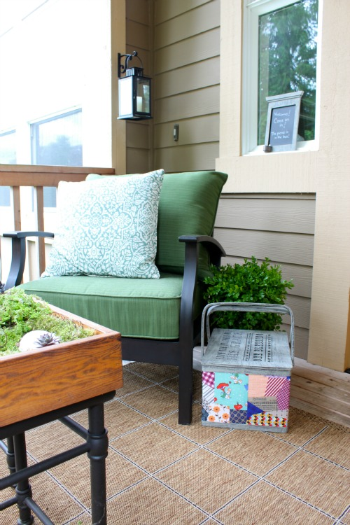 House Decorating: Summer Porch Décor Ideas