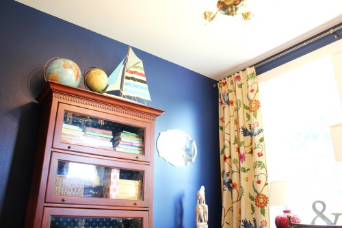 Home Office Decorating Makeover {The Reveal!}