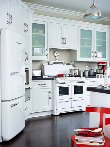 White Appliances The Inspired Room