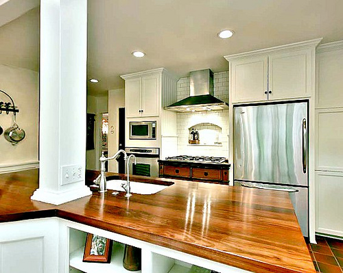 My Kitchen Inspiration Board