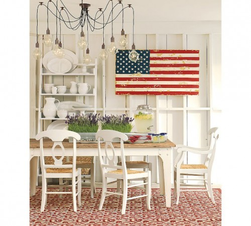 Happy Independence Day! {Flags}