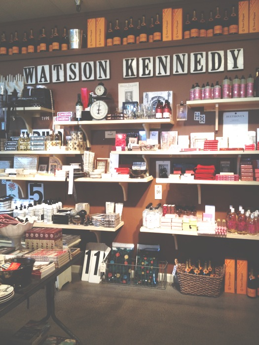 {Out to See} Watson Kennedy Home Store
