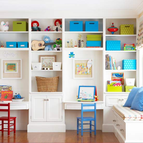 {Open Storage} 6 Double Duty Ideas for Attractive and Functional Organization & Display