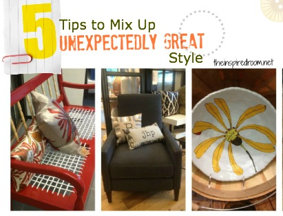 Five Tips To Mix Up Unexpectedly Great Style