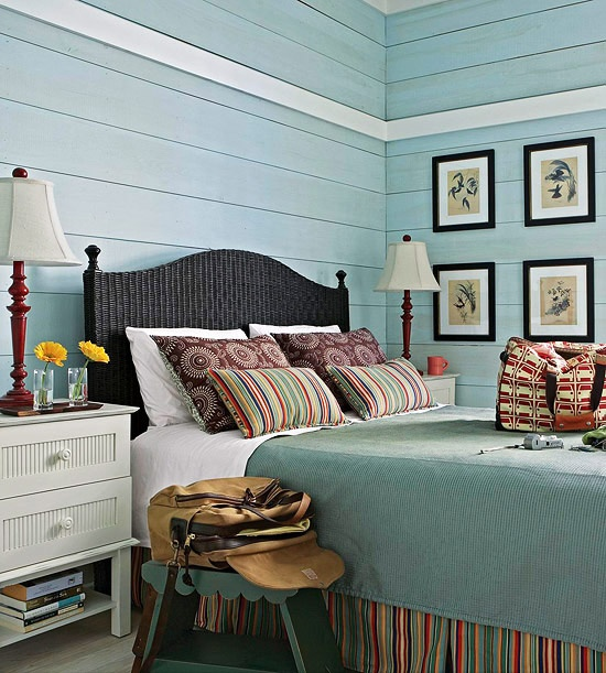 Adding Character: Wood Plank Walls
