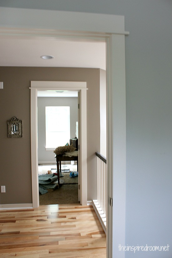 What Color To Paint Hallway Brilliant With Flow Between Rooms Paint Color Images